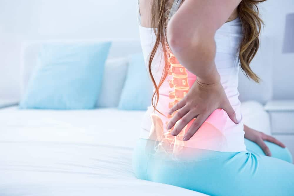 patient experiences back pain before Spinal Cord Stimulator